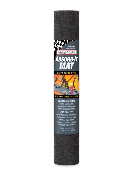 FINISH LINE - ABSORB-IT MAT SMALL