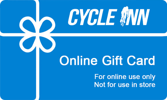 Cycle Inn Online Gift Card