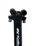 SEAT POST VARIOUS SIZES BOLT BLACK