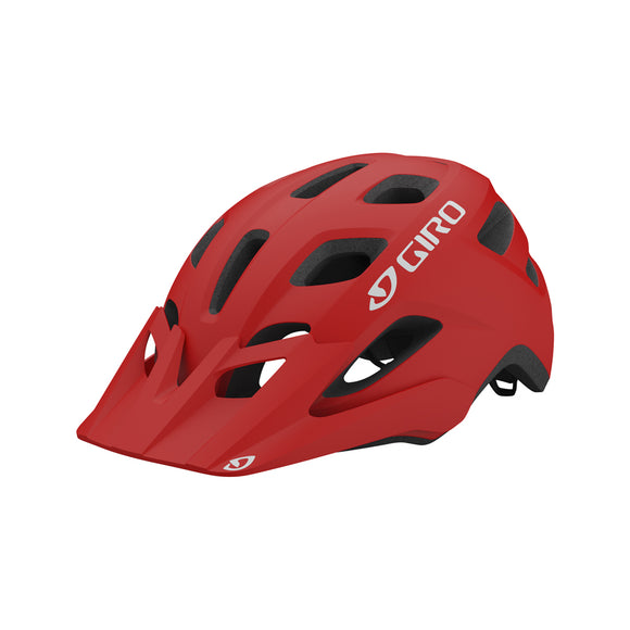 Giro Fixture Matte Red Hero