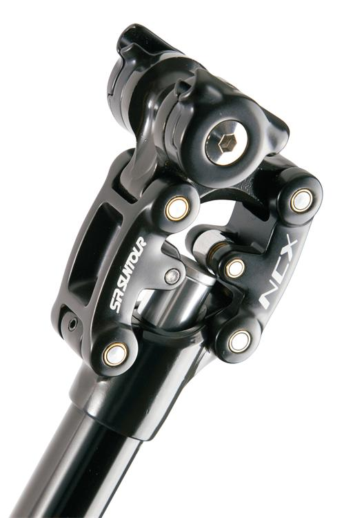 Suntour suspension seatpost veiw 2