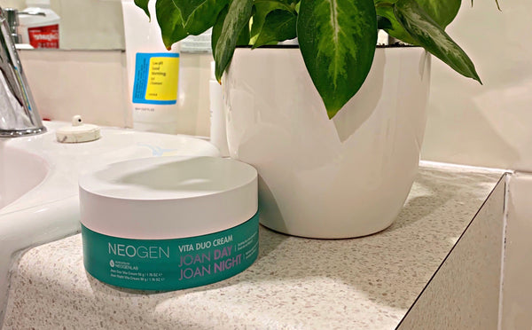 HI-REVIEW: NEOGEN Joan Day & Night Duo Cream ☀️🌙