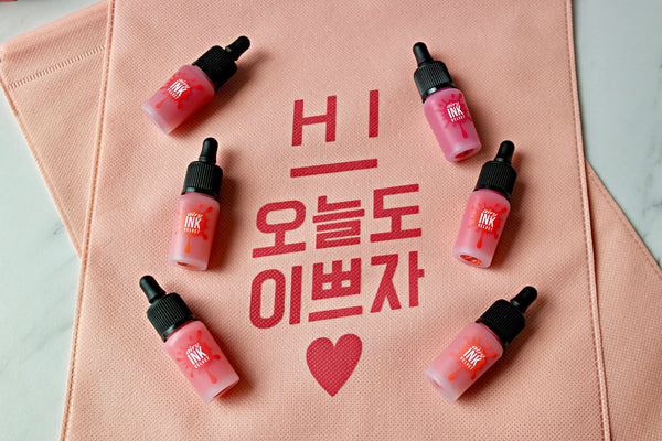 HI-REVIEW: Peripera Summer Lips Recommendation ☀️