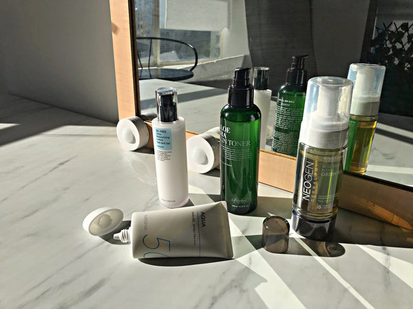 HI-REVIEW: Men's Daily Skin Care Routine 🧖🏻‍♂️