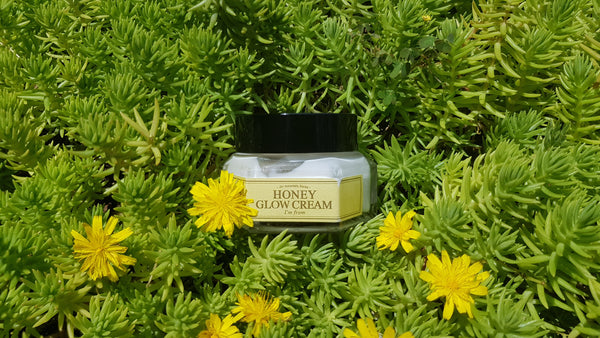 HI-REVIEW: I'm From Honey Glow Cream🌷