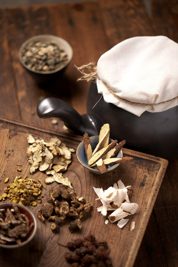 Oriental Herbal Ingredients Skincares?