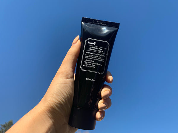 HI-REVIEW: Klairs Midnight Blue Calming Cream 🌙