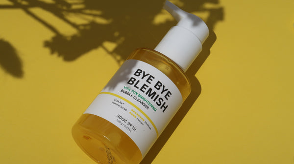 HI REVIEW: SOME BY MI Bye Bye Blemish Vita Tox Brightening Bubble Cleanser