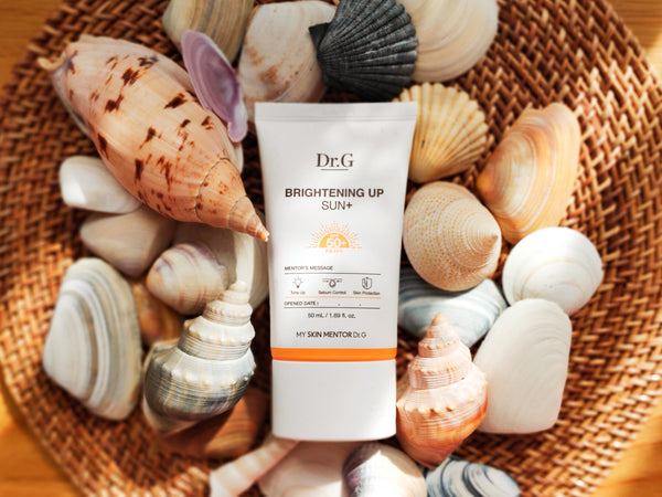 HI-REVIEW : Dr.G Brightening Up Sun+ SPF50+ PA++++