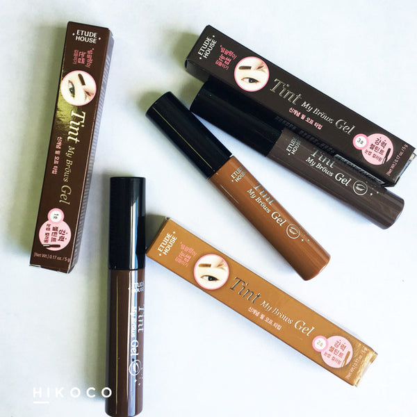 Review* Etude House Tint My Brows Gel