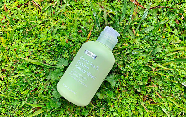 HI-REVIEW: By Wishtrend Green Tea & Enzyme Powder Wash