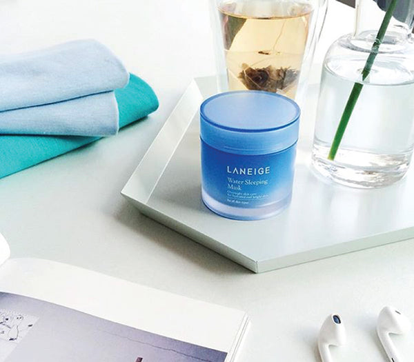 Review* Laneige Water Sleeping Mask