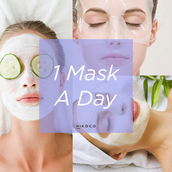 1 Mask A Day Guide