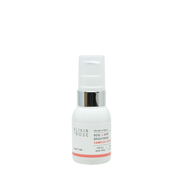 Elixir of Rose Rose & Herb Brightening Complex Serum