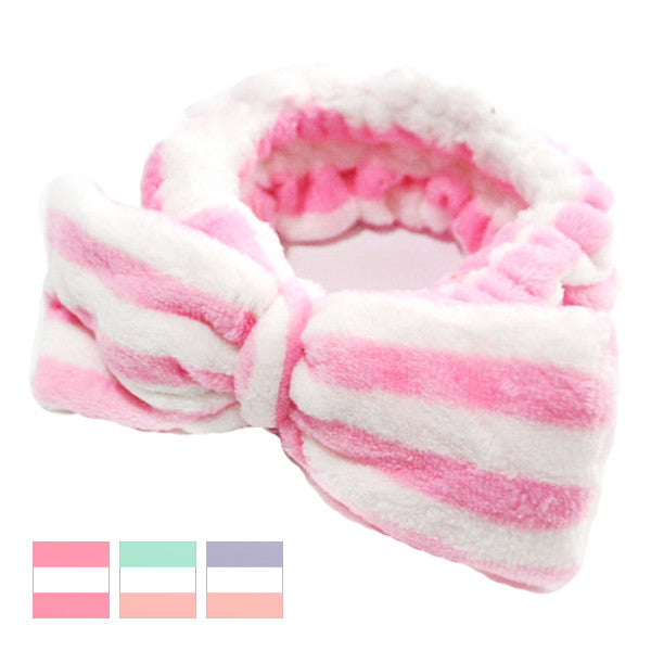 Hikoco Cute Ribbon Hair Band - Hikoco - Korean Beauty, Skincare, Makeup, Products in New Zealand - 1