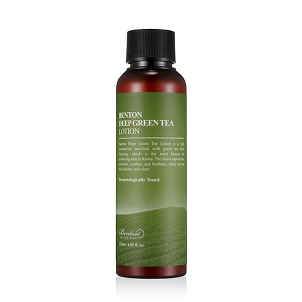 Deep Green Tea Lotion