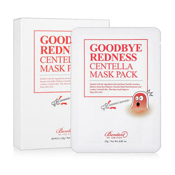 Goodbye Redness Centella Mask Pack Set [10 Masks]
