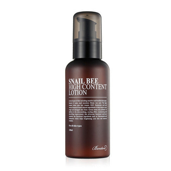 Benton Snail Bee High Content Lotion - Hikoco - Korean Beauty, Skincare, Makeup, Products in New Zealand