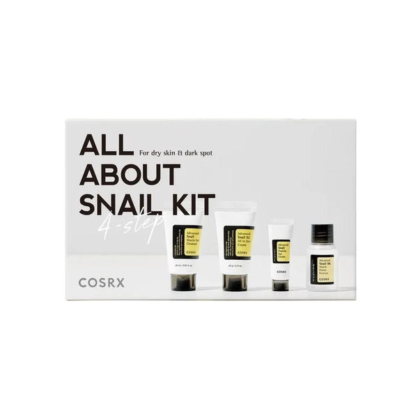 All About Snail Kit [4 Step]