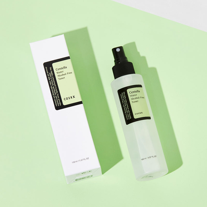 Centella Water Alcohol-Free Toner
