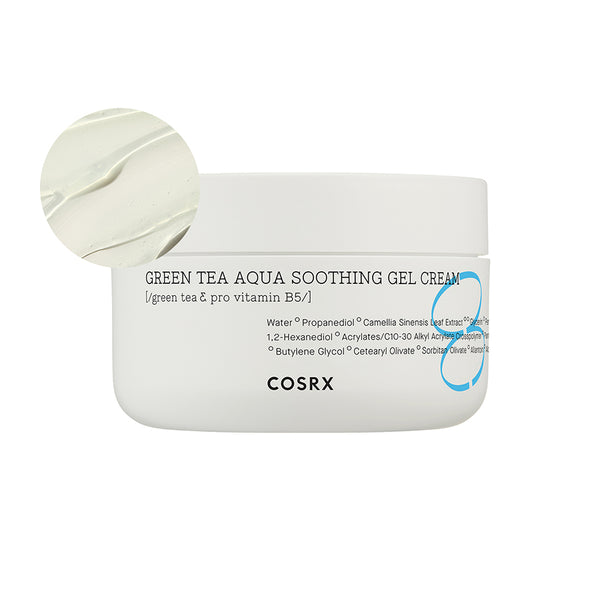Hydrium Green Tea Aqua Soothing Gel Cream