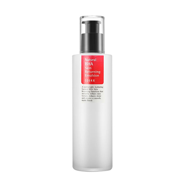 COSRX Natural BHA Skin Returning Emulsion - Hikoco - Korean Beauty, Skincare, Makeup, Products in New Zealand - 1