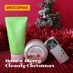 Merry Cleanly Christmas Set