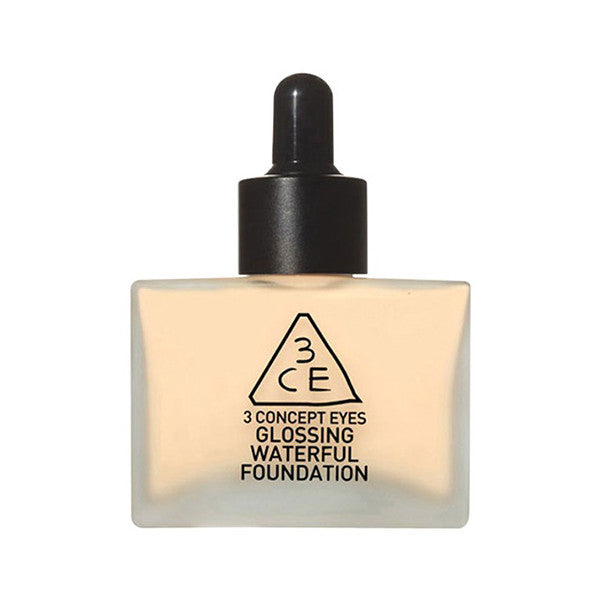 Glossing Waterful Foundation [#Soft Beige]