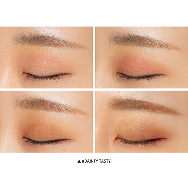 Mood Recipe Triple Shadow [#Dainty Tasty]