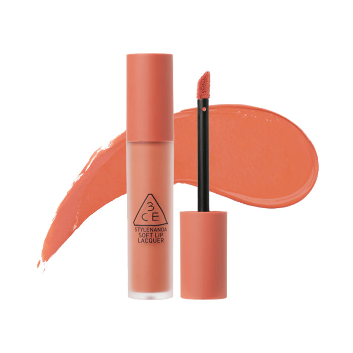 Soft Lip Lacquer [#Peach Tea]