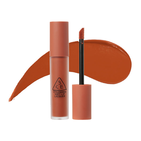 Soft Lip Lacquer [#Tawny Red]