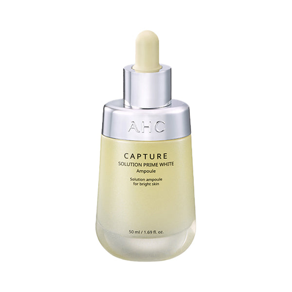 Capture Solution Prime White Ampoule