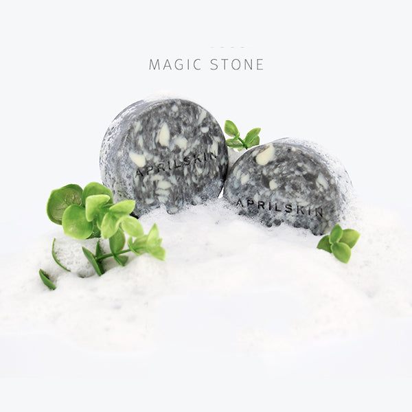 Magic Stone Natural Cleansing Soap Original