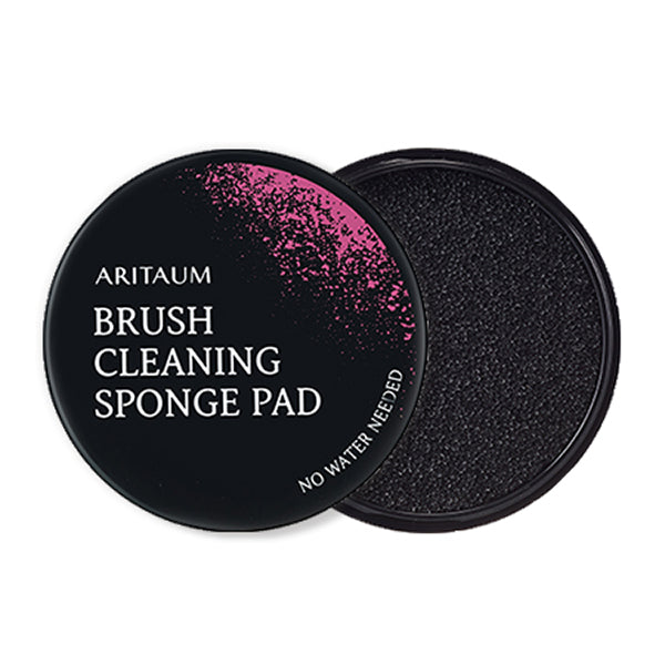 Brush Cleaning Dry Sponge Pad
