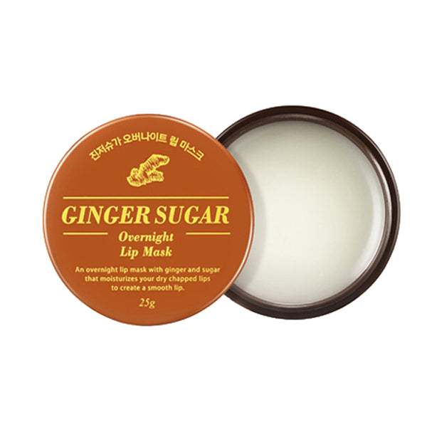 Ginger Sugar Overnight Lip Mask