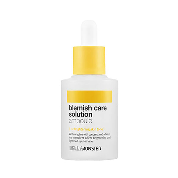 Blemish Care Solution Ampoule #Calamansi