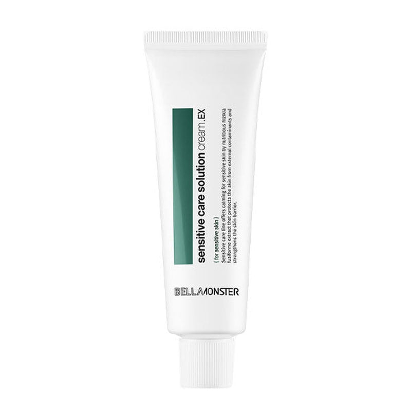 Sensitive Care Solution Cream EX #Seaweed