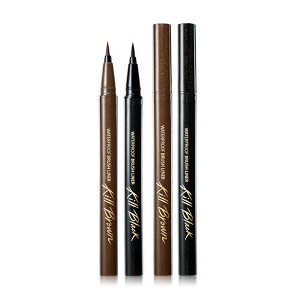 Kill Brown Waterproof Brush Liner [Brown]
