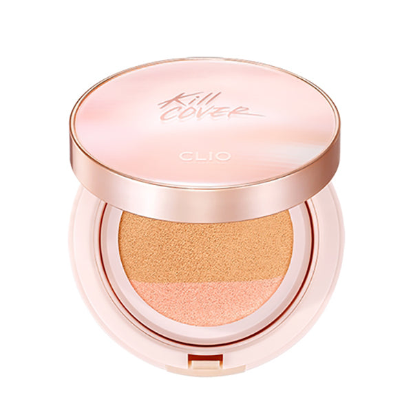 Kill Cover Pink Glow Cream Cushion SPF40 PA++ [#04 Ginger]