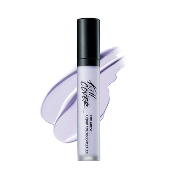 Kill Cover Pro Artist Liquid Colour Concealer [#03 Purple]
