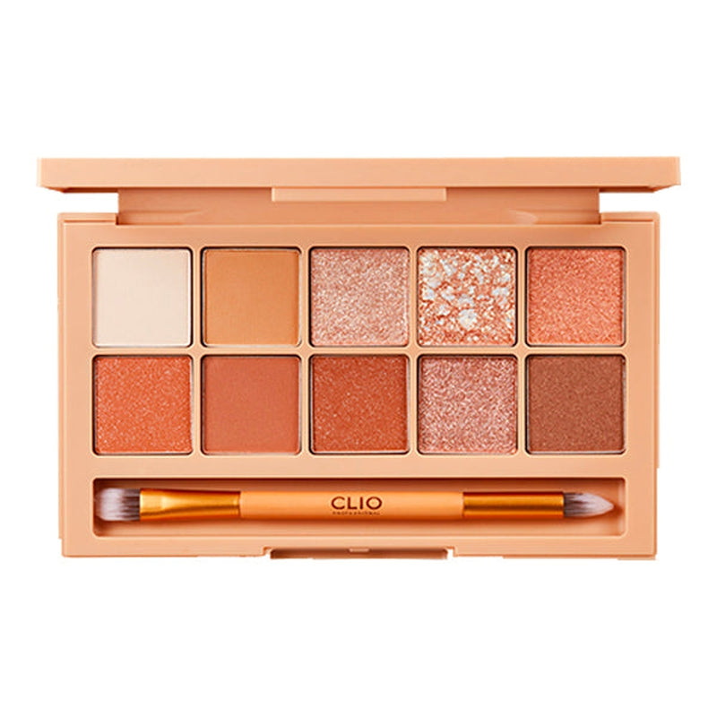 Pro Eye Palette [#02 Brown Choux]