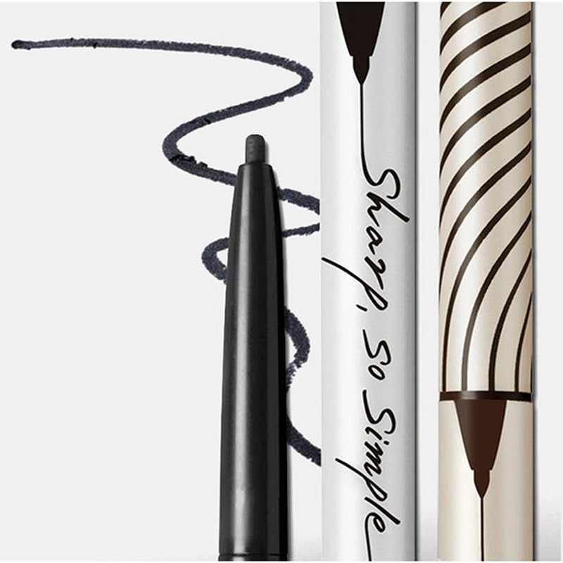 Sharp, So Simple Waterproof Pencil Liner [#01 Black]