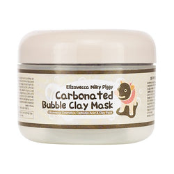 Elizavecca Milky Piggy Carbonated Bubble Clay Mask - Hikoco - Korean Beauty, Skincare, Makeup, Products in New Zealand - 1