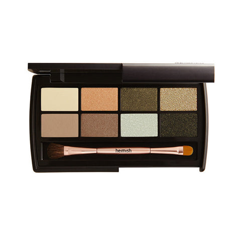 Heimish Dailism Eye Palette [#Balmy Khaki] - Hikoco - Korean Beauty, Skincare, Makeup, Products in New Zealand - 1