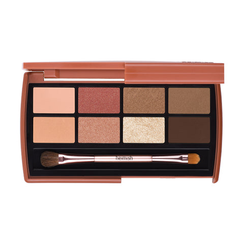 Dailism Eye Palette [#Bric Brown]