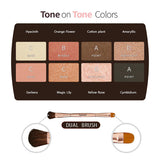 Heimish Dailism Eye Palette [#Cozy Coral] - Hikoco - Korean Beauty, Skincare, Makeup, Products in New Zealand - 2