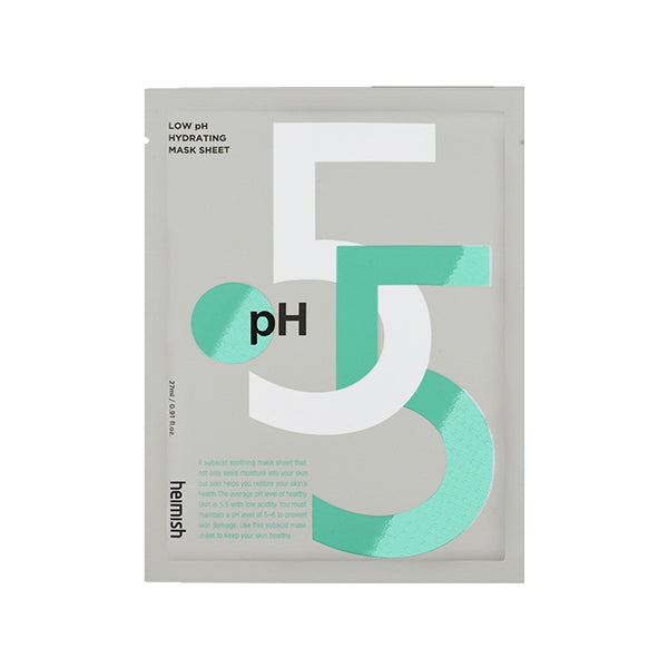Low pH Hydrating Mask Sheet
