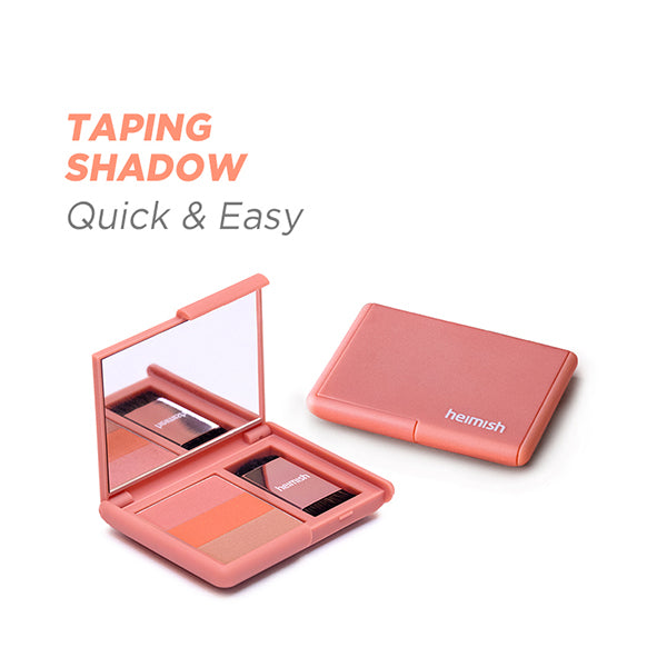 Taping Shadow [#Peach Coral]