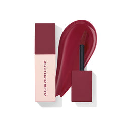 Varnish Velvet Lip Tint [#06 Plum Burgundy]