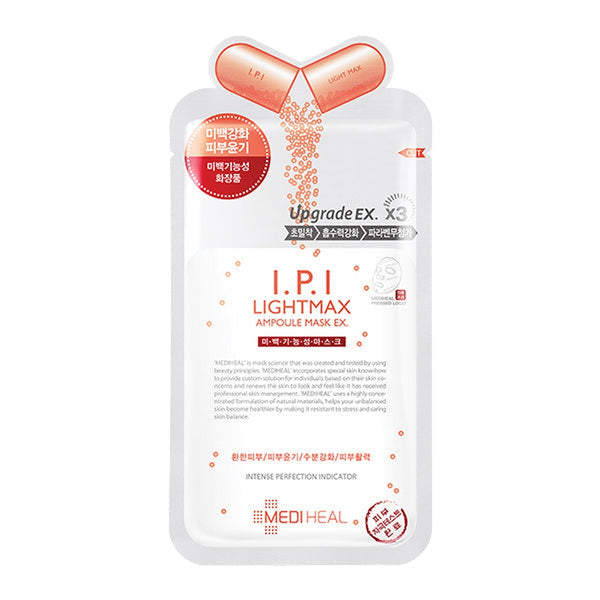I.P.I Lightmax Ampoule Mask Set [10 Masks]